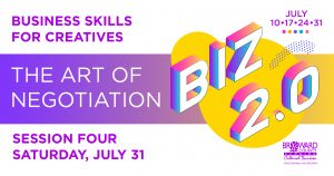 The Art of Negotiation - Business Skills for Creat...