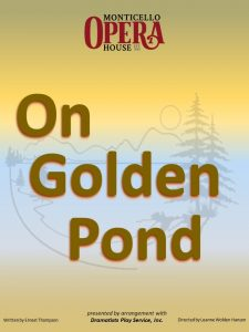 Auditions for On Golden Pond