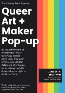 Call to LGBTQ+ Artists