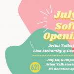 July Soft Opening