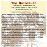 The Holocaust Exhibit