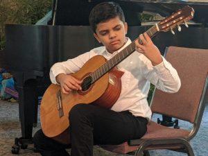 MLE Advanced Guitar Camp