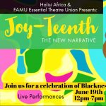 Halisi Africa presents Joy-teenth!