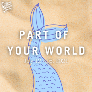 Part of Your World at Camp Yattie