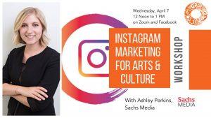 Instagram Marketing for Arts & Culture (Powerp...