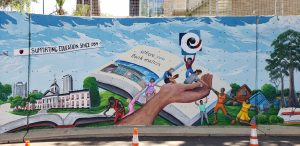 Envision Credit Union Mural