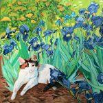 Art Reception, Creativity in Oils and Acrylics