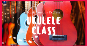 MLE Summer Ukulele Class