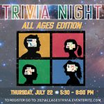 Trivia Night at the Museum: All-Ages Edition