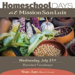 Homeschool Day at Mission San Luis