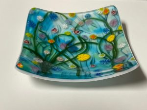 Fused Glass 101: Trinket Plates with Milissa Campbell