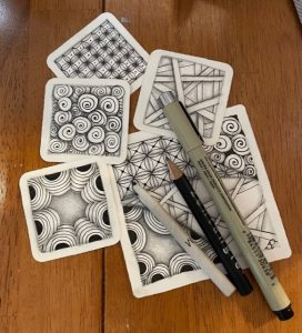Zentangle Drawing Workshop