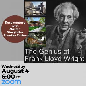 The Genius of Frank Lloyd Wright Documentary
