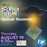 CosmicCon: You Can't Believe Your Eyes: Optical Illusions with the National MagLab
