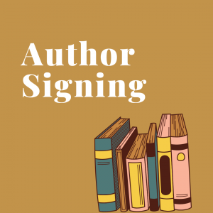 Author Signing with Andre Marria