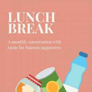 Virtual Lunch Break