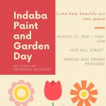 Indaba Paint and Garden Day