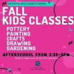 Kids Arts & Crafts Classes