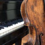 Faculty Recital - Gregory Sauer, cello and Read Gainsford, piano