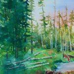 Tom & Bonnie Jones Watercolor Workshop