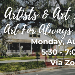 LeMoyne Art for Always Vision Session: Invitation to Artists and Visual Art Instructors