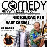 Comedy Night: HTROSEN and Friends