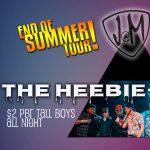 The Heebie-Jeebies End of Summer Tour!