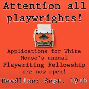 Playwriting Fellowship
