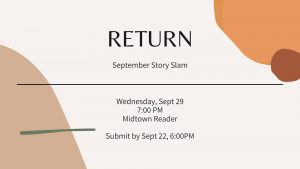 Writers: Submit Your Short Fiction or Nonfiction t...