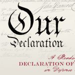 """A Reading of the Declaration of Independence in Defense of Equality"""" with Dr. Danielle Allen"""