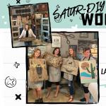 Satur-DIY Wood Workshop!