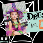 Dress Up & DIY Kids Halloween Workshop