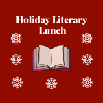 Holiday Literary Lunch