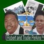 Robert and Trudie Perkins Way Unveiling Ceremony