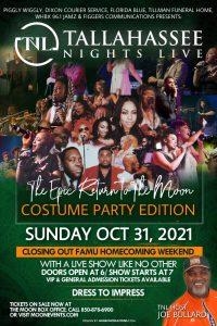Tallahassee Nights Live at The Moon - The Homecomi...