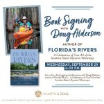 Book Signing with Doug Alderson, author of Florida's Rivers