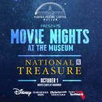 Movie Nights at the Museum: National Treasure