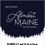 """""""Almost, Maine"""" at Theatre TCC!"""