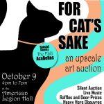For Cats' Sake Silent Art Auction