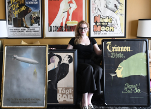 An Evening with Angelina Lippert from NYC's Poster House