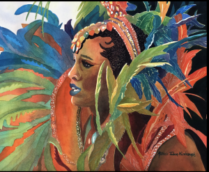 Crucian Carnival Series and The Atelier: The Instructor and his Students