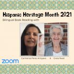 Hispanic Heritage Month Bilingual Reading (Virtual)