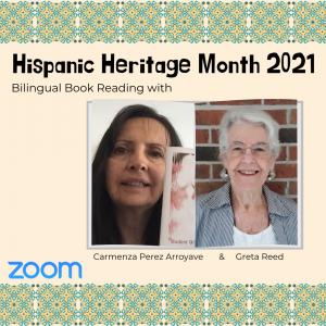 Hispanic Heritage Month Bilingual Reading (Virtual...