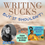 Writing Sucks - But it Shouldn't (for Teens)