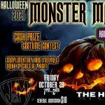 The Heebie-Jeebies Halloween Monster Mash Costumes & Karaoke