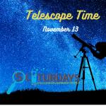 SCIturdays: Oct. 9, Nov. 13, & Dec. 11 at Challenger Learning Center