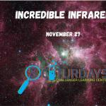 SCIturdays: Oct. 23, Nov 27 at Challenger Learning Center