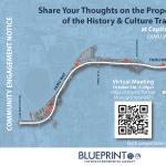 Capital Cascades Trail Segment 3 - History and Culture Trail Community Meeting (Virtual)