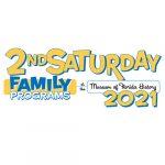 2nd Saturday Family Program: Meet the Megafauna