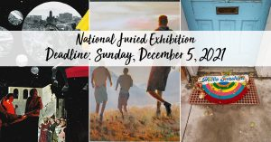 Call for Entries for 16th Annual National Juried E...